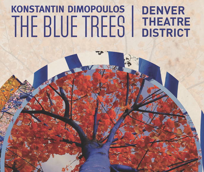 Konstantin Dimopoulos' The Blue Trees