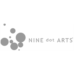 Nine dot Arts logo