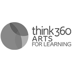 Think360 Arts for Learning logo