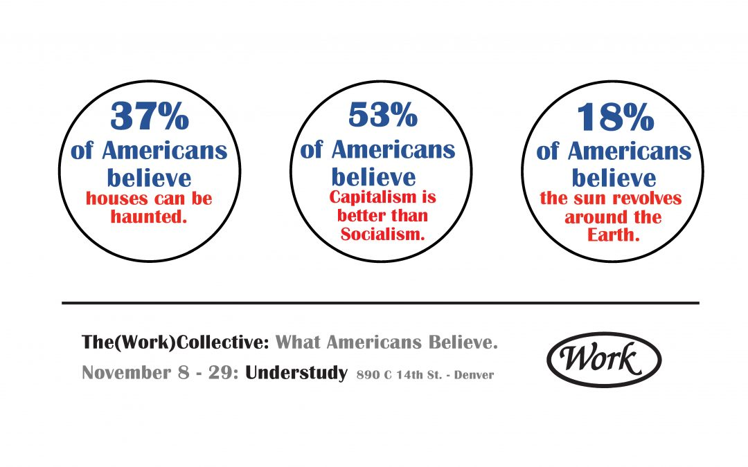 What Americans Believe.